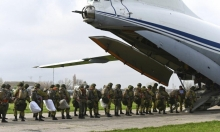 روسيا تعلن انسحاب قواتها من الحدود الأوكرانيّة وشبه جزيرة القرم