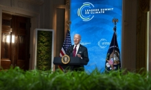 """قمّة التغيير المناخي: زعماء العالم يرحبون بموقف بايدن و""""يتنكرون"""" لخططهم السابقة"""