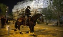 القدس: إصابات في مواجهات مع الاحتلال أمام باب العامود