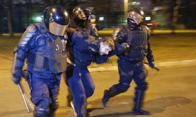 روسيا: توقيف نحو 1800 شخص خلال التظاهرات المؤيدة لنافالني