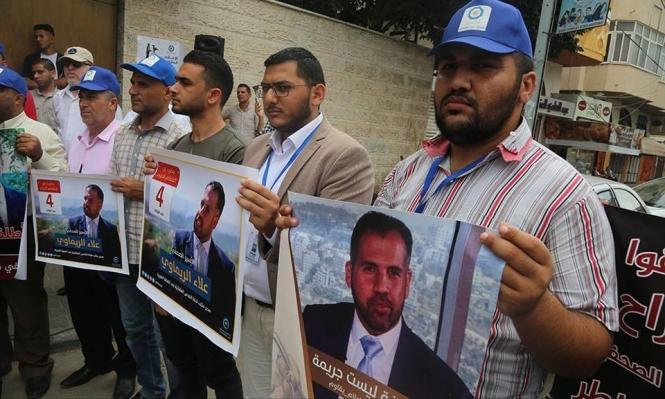 الاحتلال يمدد اعتقال الصحافي علاء الريماوي
