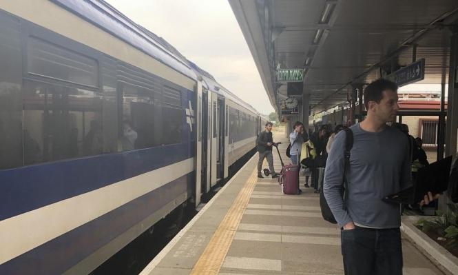 بعد إغلاق لعام: إعادة فتح محطة القطار في مطار بن غوريون
