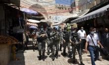 القدس المحتلّة: اعتداء على أهالي الشيخ جرّاح واعتقال شاب قرب الأقصى