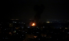 قصف للاحتلال في غزة وقذائف من القطاع باتجاه المستوطنات المحيطة