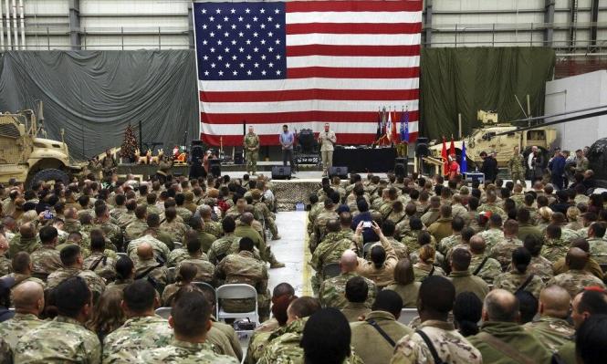 واشنطن تعتزم تأمين الانسحاب من أفغانستان