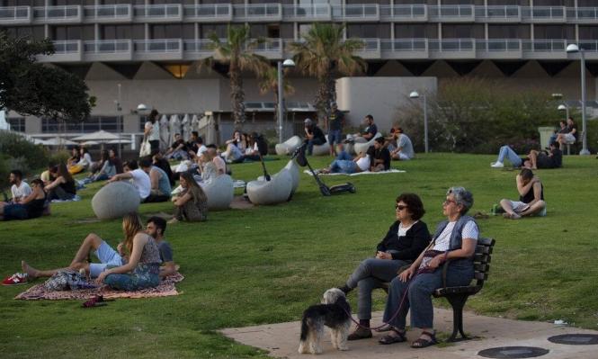 الصحة الإسرائيلية: 129 إصابة جديدة بكورونا والفحوصات الإيجابية 0.4%