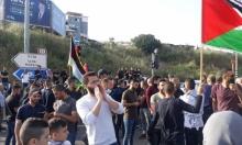 أم الفحم تلتحم مع القدس.. والآلاف يتوافدون إلى المسجد الأقصى