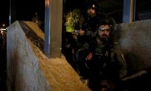 باب العامود: 12 مصابا جراء اعتداءات الاحتلال على المصلين