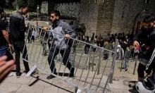 بعد الغضب الشعبي: الاحتلال يزيل السواتر الحديدية من باب العامود