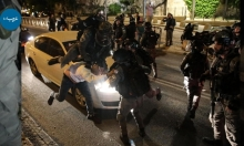اعتداء جنود الاحتلال على شاب مقدسي