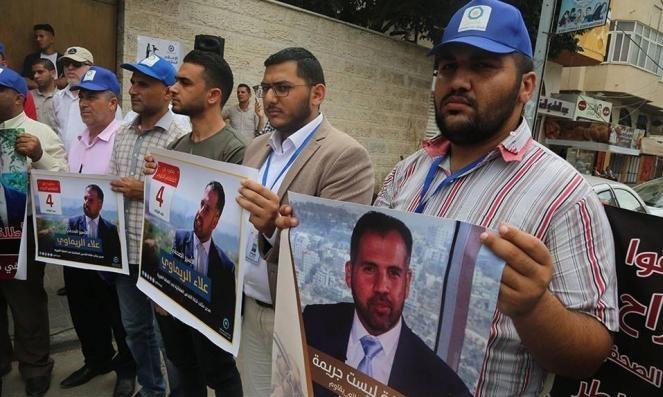 إصدار أمر اعتقال إداريّ لمدة 3 أشهر بحق الصحافيّ الريماوي