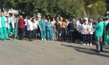 اعتداء على أطباء في مستشفى الناصرة الإنجليزي