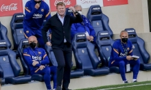 مدرب برشلونة: حققنا خطوة كبيرة نحو لقب الليغا