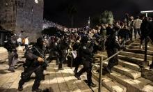 القدس المحتلّة: تجدُّد اقتحام باب العامود واعتقالات ومحاولة اختطاف طفل