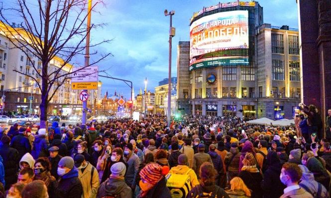 موسكو تُعلّق أنشطة منظمة نافالني وبرلين تُندّد