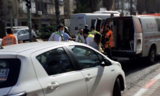 مصرع سائق دراجة نارية في حادث طرق بتل أبيب
