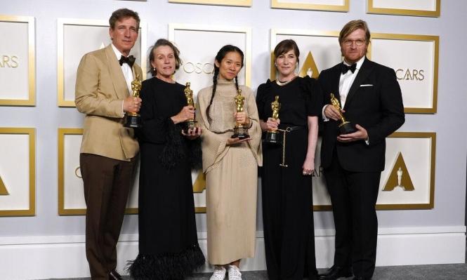 """جوائز أوسكار: """"نومادلاند"""" أفضل فيلم.. و""""سول"""" ألاجدر بالرسوم المتحركة"""