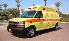 إصابة خطيرة لطفلة من الضفة دهسا جنوبي البلاد