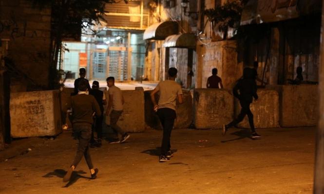 اعتقالات وإصابات بمواجهات مع الاحتلال بالخليل والقدس
