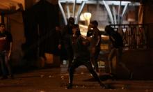 مستوطنون يهاجمون المركبات الفلسطينية قرب نابلس ومواجهات ببيت لحم والخليل