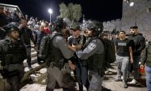 تواصل اعتداءات الاحتلال والمستوطنين: اعتقال في القدس وإحراق سيارات.. وإصابات بالضفّة