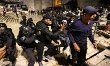 القدس: تجدّد اعتداء شرطة الاحتلال بباب العامود ومستعربون يختطفون فتى