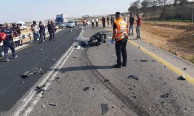 مصرع شاب إثر حادث طرق في منطقة غور الأردن