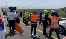 11 إصابة في حادث طرق قرب قرية الخوالد