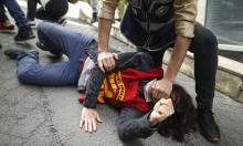 تركيا: نحو 200 معتقل خلال محاولة تنظيم مسيرة بيوم العمال العالمي