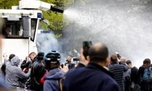 مظاهرات في عواصم أوروبية ضد قيود كورونا والقوات الأمنية تقمع