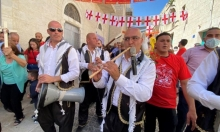 الطوائف العربية المسيحية تحتفل بعيد الفصح المجيد حسب التقويم الشرقي