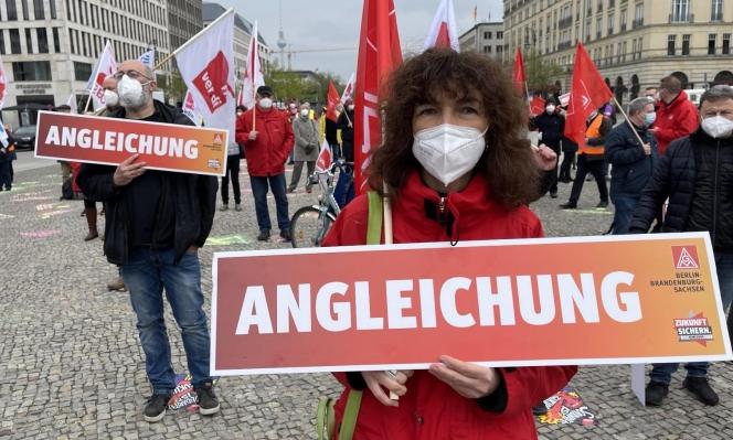 ألمانيا: 250 موقوفا و50 شرطيا جريحا بمظاهرات عيد العمال
