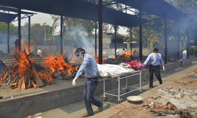 كورونا بالهند: نحو 2 مليون إصابة و212 ألف حالة وفاة