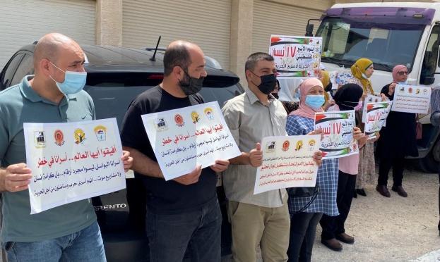 الاحتلال يواصل اعتقال 16 صحافيا فلسطينيا