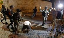 القدس المحتلّة: اعتداءات فيالشيخ جرّاح وقرب باب الأسباط