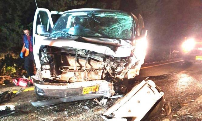 مصرع شاب من عرب العرامشة في حادث طرق