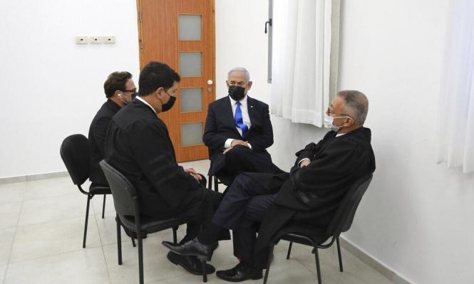 استئناف محاكمة نتنياهو: 20 جلسة للتحقيق المضاد مع يشوعا