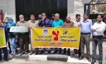وقفة إسناد للأسرى الصحافيين في غزة
