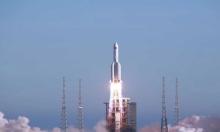 """صاروخ الصين """"خارج السيطرة"""": أين سيسقط؟"""