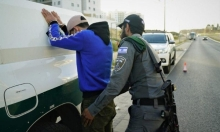 اعتقال 82 عاملا من الضفة الغربية و7 مشتبهين بنقلهم إلى البلاد