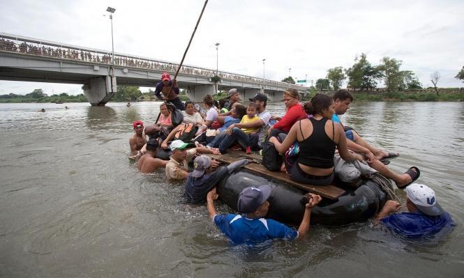 بايدن سيسمح باستقبال نحو 62 ألف لاجئ بعد ضغوطات