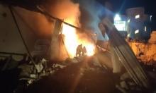 قتيل و6 جرحى جراء عدوان إسرائيلي على اللاذقية وحماة
