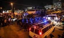 إصابات واعتقالات باعتداء الاحتلال على المعتصمين في الشيخ جراح