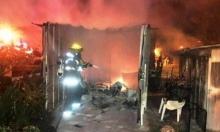 مصرع 8 فلسطينيين بحريق في مدينة جدة السعودية