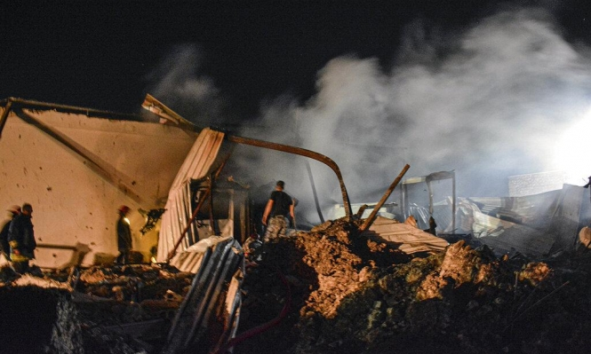المرصد السوري: إصابة 3 بقصف إسرائيلي قرب القنيطرة