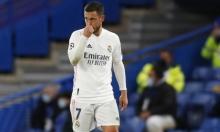 ماذا قال هازارد بعد أزمته مع ريال مدريد؟
