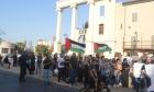 مظاهرات في بلدات عربية ضد اعتداءات الاحتلال على القدس