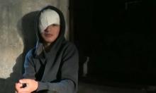 الفتى عز الدين البطش: اقتلع جنود الاحتلال عيني عمدًا