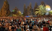 مواجهات في باب العامود والشيخ جراح و90 ألفا صلّوا في الأقصى