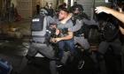 إصابات واعتقالات في القدس المحتلّة وتعزيز لقوات الاحتلال في الضفّة